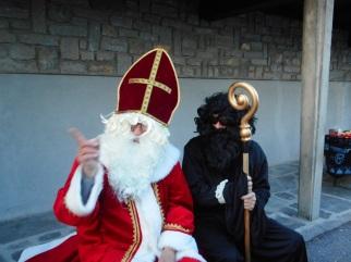 St-Nicolas et Père Fouettard