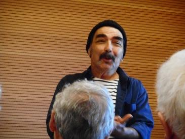 Serge Valentin conteur