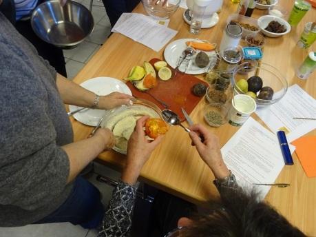 atelier diététique